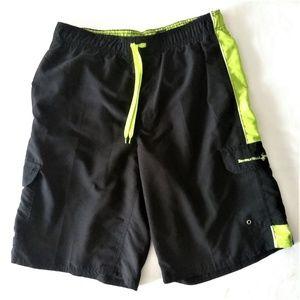 Beverly Hills Polo Club Swim Trunks Size L